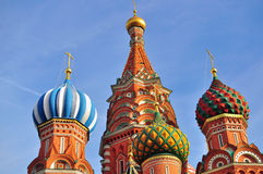 Moscow church Royalty Free Stock Images