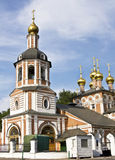 Moscow, church in Izmaylovo Royalty Free Stock Image