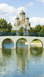 Moscow, church in Maryino Royalty Free Stock Photography