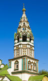 Moscow, church of St. Nikolas Stock Photography