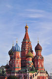 Moscow churches Royalty Free Stock Images