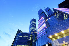 Moscow City Stock Photos