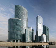 Moscow-City Stock Images