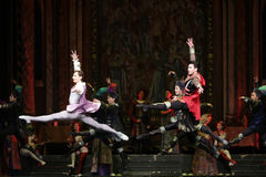 Moscow City Ballet Romeo and Juliet Royalty Free Stock Photos