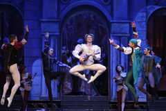 Moscow City Ballet Romeo and Juliet Stock Photo