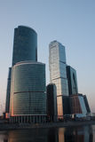 Moscow-city Business Center Stock Photo