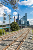 Moscow City Complex, Russia Stock Image