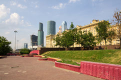 Moscow city Royalty Free Stock Image
