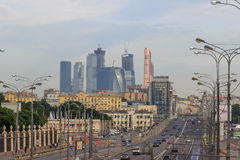 Moscow,city landscape Stock Images