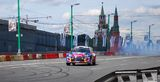 Moscow City Racing Stock Image