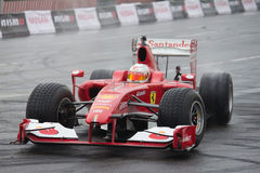 Moscow City Racing Royalty Free Stock Image