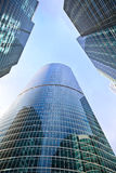 Moscow city, Russia Stock Photos