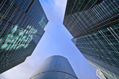 Moscow city, Russia Royalty Free Stock Image