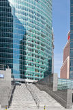 Moscow-City Stock Photos
