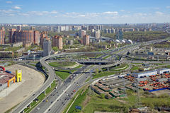Free Moscow Cityscape Stock Images - 95935424