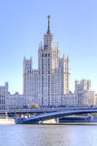 Moscow. Cityscape Royalty Free Stock Photos