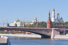 Moscow. Cityscape Royalty Free Stock Images