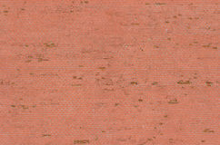 Moscow cremlin wall red brick seamless background image Stock Photo
