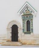 moscow 2007 23 czerwca Jerusalem klasztor nowego Rosji elementy Zdjęcie Stock
