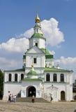 Moscow, Danilov monastery Royalty Free Stock Image