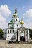 Moscow, Danilov monastery Royalty Free Stock Photos