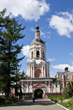Moscow, Donskoy monastery Royalty Free Stock Images
