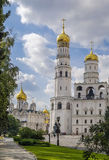 moscow dzwonkowy wielki ivan wierza Fotografia Stock