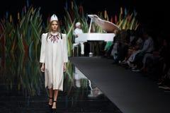 Moscow Fashion Week Stock Photos