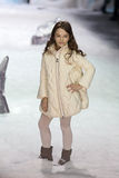 Moscow Fashion Week Royalty Free Stock Image