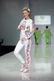 Moscow Fashion Week Stock Photo