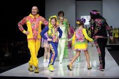 Moscow Fashion Week Royalty Free Stock Photo