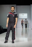 Moscow Fashion Week Stock Images