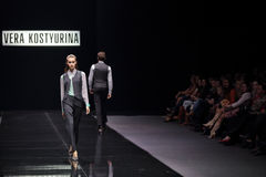 Moscow Fashion Week Royalty Free Stock Photos