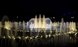 Moscow, fountain in park Tsaritsino Stock Photography