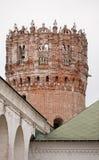 moscow gammalt torn royaltyfri bild