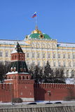 Moscow. Grand Kremlin Palace. Stock Photography