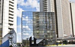 Moscow, hotel Izmaylovo Stock Image