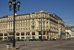 Moscow, hotel Stock Photos