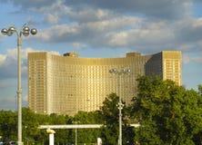 moscow Hotel przestrzeń Fotografia Royalty Free