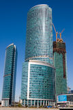 Moscow International Business Center, Moscow-City Stock Photography