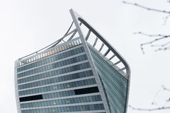 Moscow International Business Center. Moscow City Royalty Free Stock Images