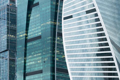 Moscow International Business Center. Moscow City Stock Photography