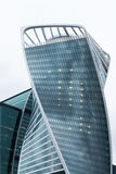Moscow International Business Center. Moscow City Stock Images
