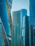 The Moscow International Business Center Royalty Free Stock Image
