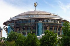 Moscow International House of Music. Russia Royalty Free Stock Images