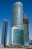Moscow internationell affärsmitt, Moscow-Stad Arkivbild