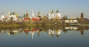 Moscow, Izmaylovskiy Kremlin Royalty Free Stock Photography