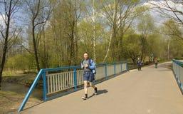 Moscow, Izmaylovskiy park Royalty Free Stock Photography