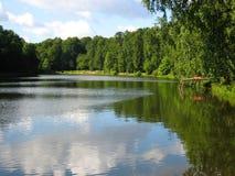 Moscow, Izmaylovskiy park Royalty Free Stock Images