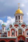 moscow kościelny plac czerwony Zdjęcie Stock